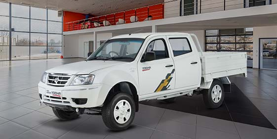 Price, Specifications and Top Features of Tata Yodha Pickup