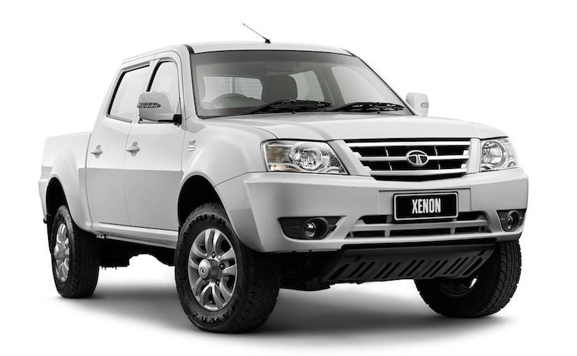 Tata Xenon Pickup and Tata Xenon Yodha Pickup