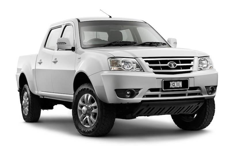 Tata Xenon Pickup and Tata Xenon Yodha Pickup