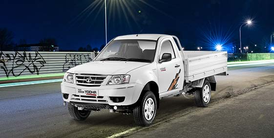 Tata Yodha Pickup – the smart Pick Up truck for Young India