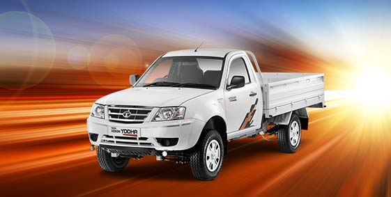 Tata Yodha Pickup – India's high performing pickup truck