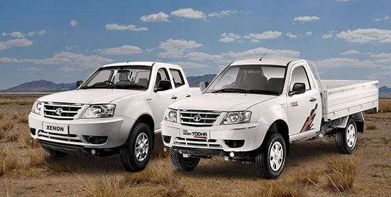 Tata Pickup Truck Models