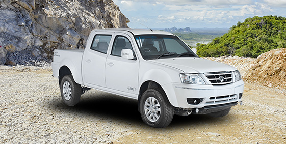 Tata Xenon Pickup Trucks – India's International Standard pickup