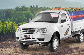 What are the benefits of buying the new BS6 Tata Pickup Truck?