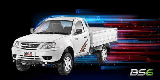 Tata Yodha pick up range BS6