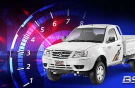 Tata Yodha - India's Top Pickup Powered by 2.2 Litre 73.6 KW (100 HP) Engine