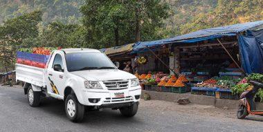 Tata Yodha Widest Range of Pickups