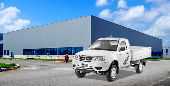 What is the Performance & Ruggedness of the Tata BS6 Yodha Pickup?