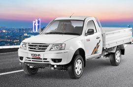 The Tata Yodha Pickup Range is High on Safety & Comfort