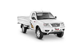Tata Xenon Yodha hero driver side