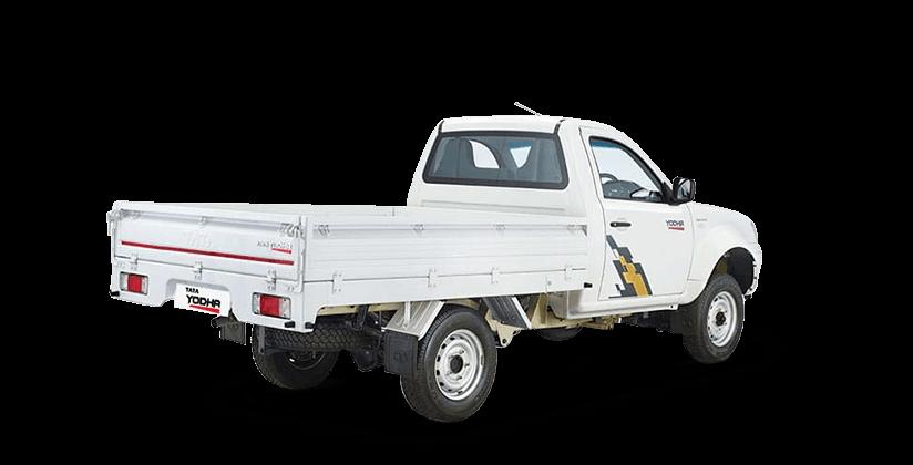 Tata Yodha sc 4x4 rear rh side