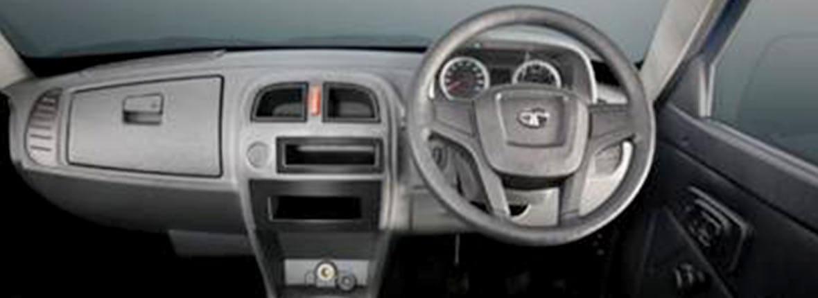 Tata Yodha Car Like Dashboard
