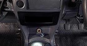 Tata Yodha mobile charging point