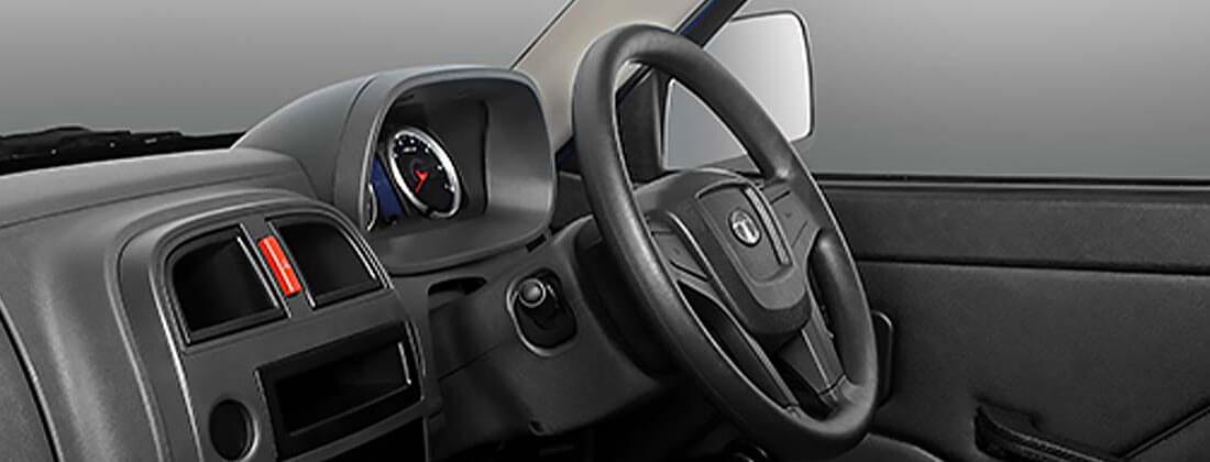 Tata Yodha power steering