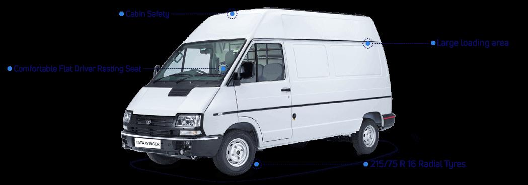 Tata Winger Truck