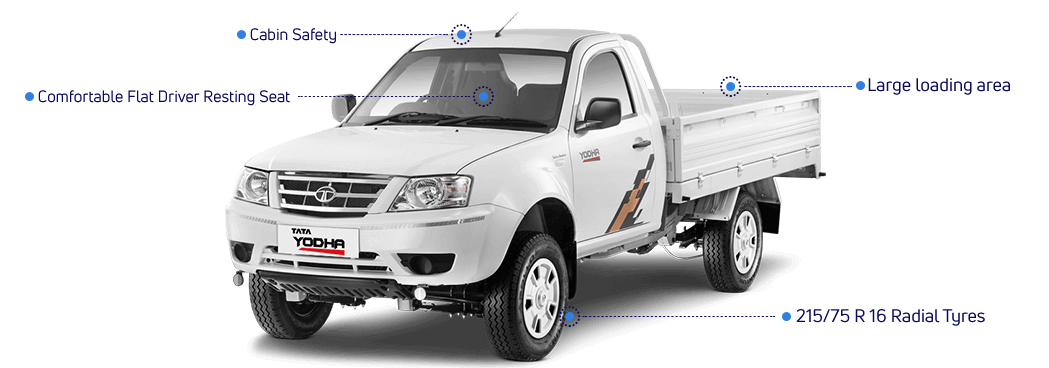 Tata xenon features