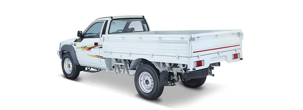 Tata 207 ex exterior rear lh side