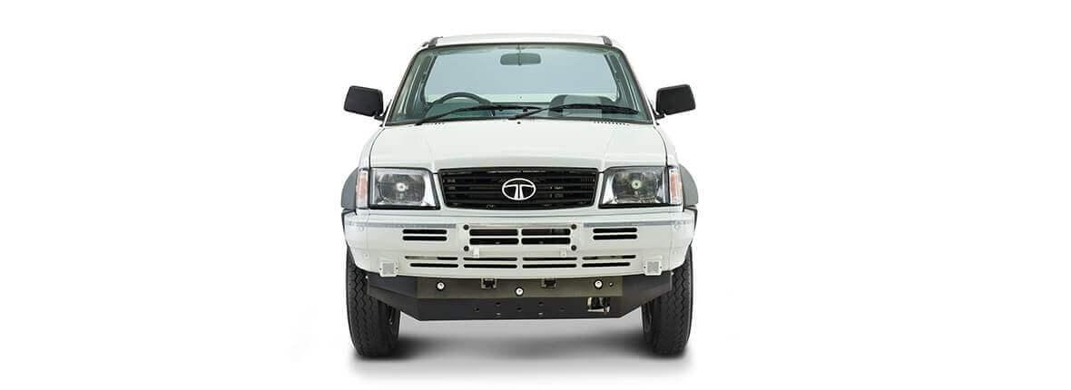 Tata 207 ex front face