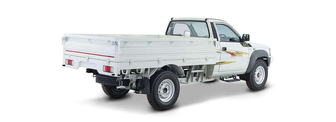 Tata 207 ex rear rh side
