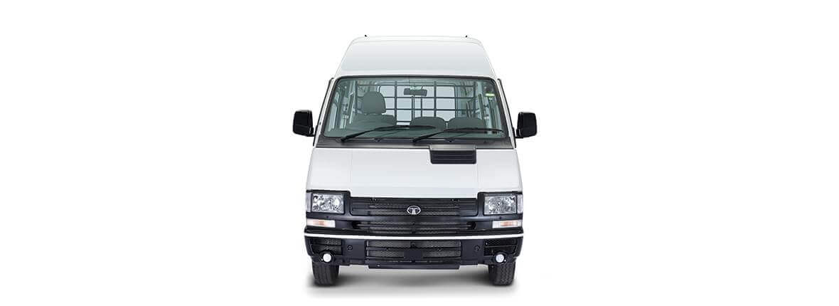 Tata winger pickup truck front face