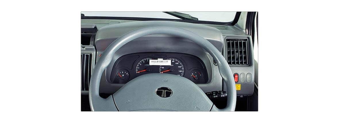 Tata Winger power steering
