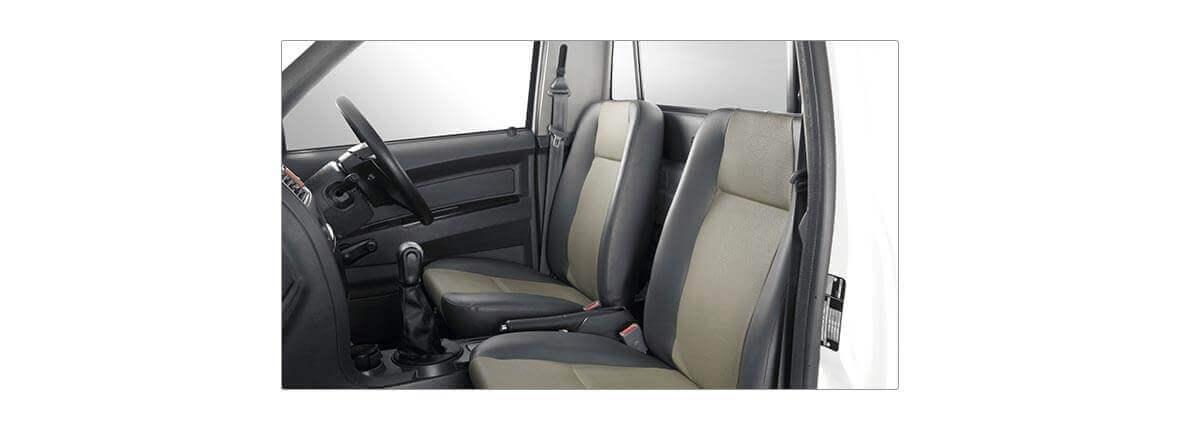 Tata Xenon cng bucket seats