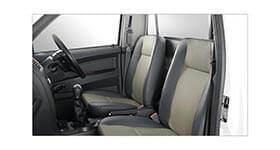 Tata Xenon crew cabin 2.2 cng bucket seats