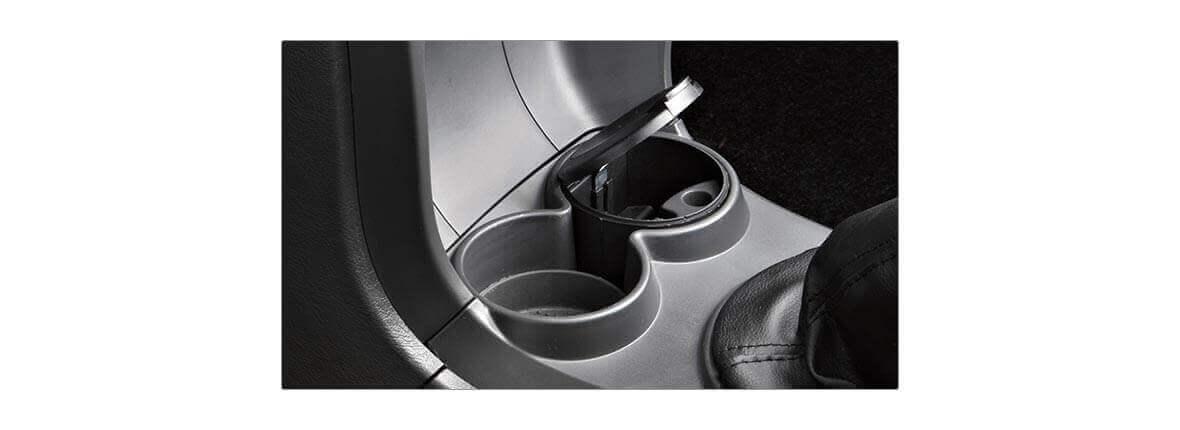 Tata Xenon crew cabin 2.2 cup holder