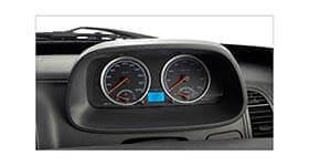 Tata Xenon crew cabin 2.2 driver console