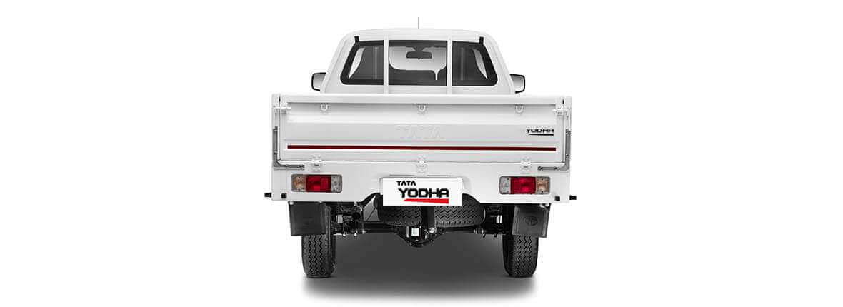 Tata Xenon Yodha back view