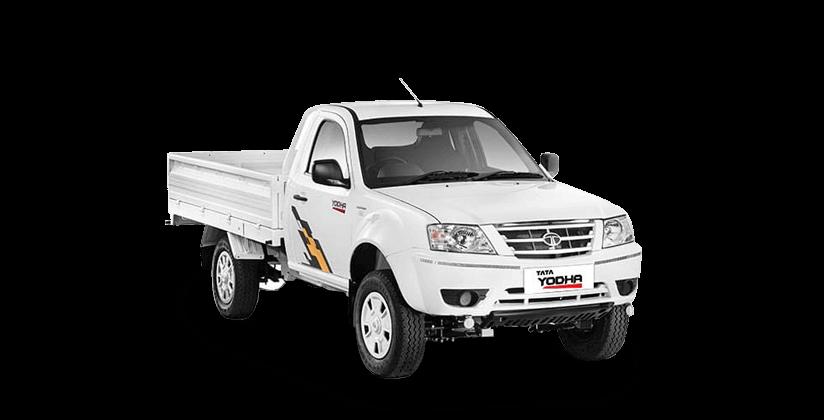 Tata Yodha driver side