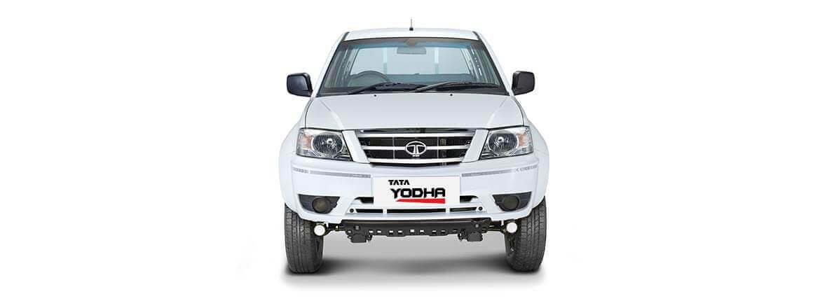 Tata Yodha dc front face