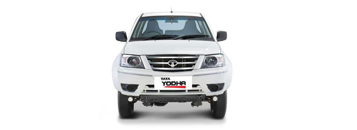 Tata Yodha sc 4x4 front face