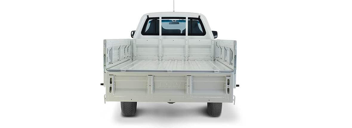 Tata Yodha sc 4x4 open load body low