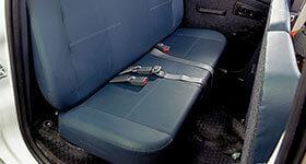 Tata Yodha Yodha Crew Cabin Rear Flat Seat