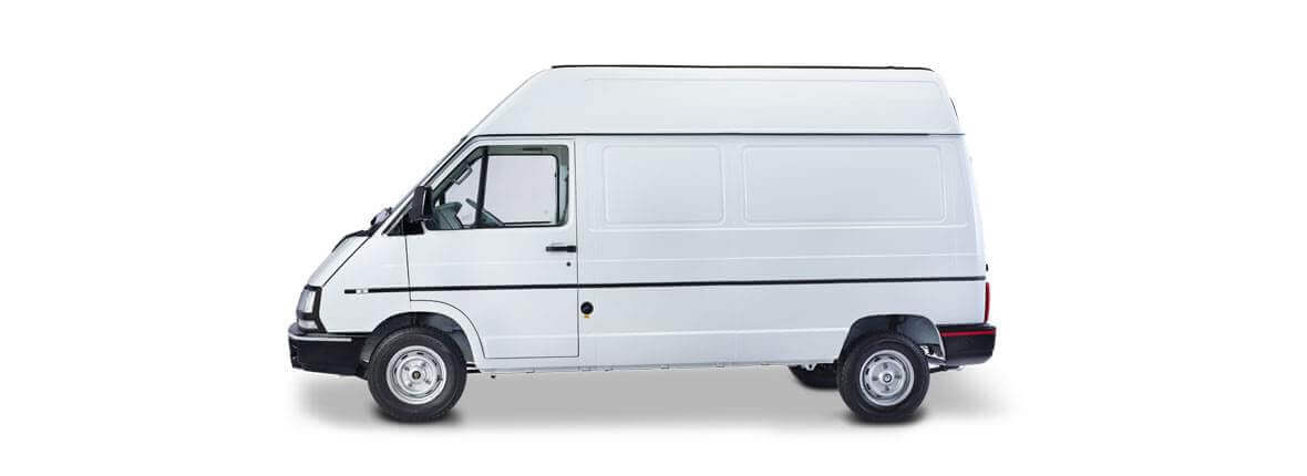 Tata winger exterior flat lh side