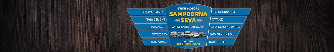 Tata Ace Gold Sampporna Seva banner